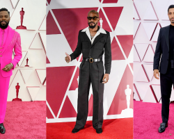 The Best Dressed Men At The 2021 Oscars